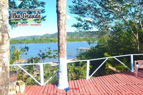 Camping Ilha Grande-São Felix do Xingu-PA-2