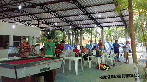 Camping Ilha Grande-São Felix do Xingu-PA-8