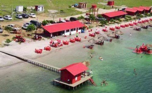 Camping Lago do Robertinho