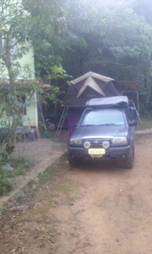 Camping Sítio Porta das Águas-Caxambu-MG