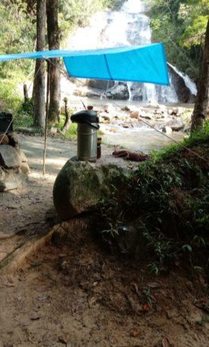 Camping Selvagem - Cachoeira Cachoeira do Rio do Alho-MAjor Gercino-1