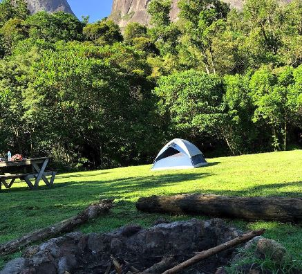 Camping Vale dos Deuses - Três Picos-Teresópolis-RJ-8