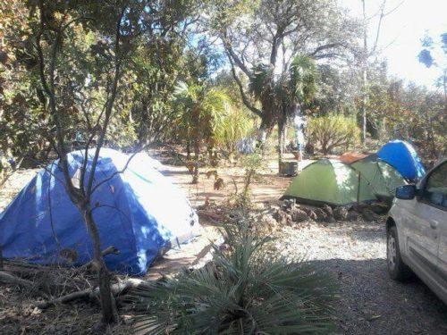 Camping Trilha do Calango