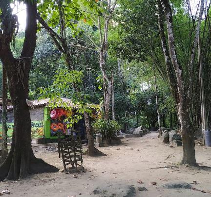 Camping Cachoeira do Urubu