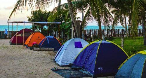 Camping e Hostel Revive
