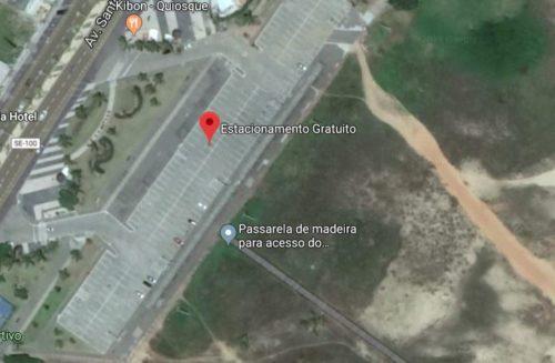 Apoio RV - Estacionamento Atalaia - Aracaju
