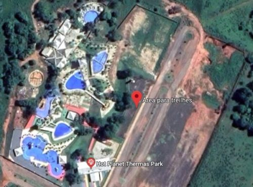 Apoio RV - Hot Planet Thermas Park - Araçatuba 1