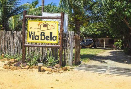 Apoio RV - Pousada Vila Bella - Luis Correia 2