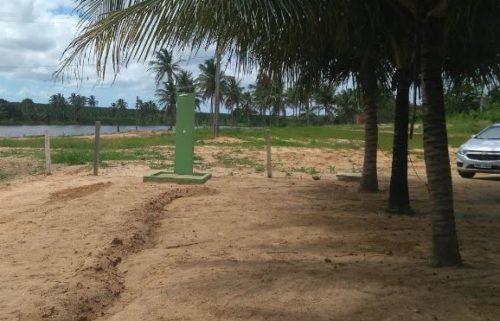 Camping Balneário Boca do Córrego-Amontada-CE 3