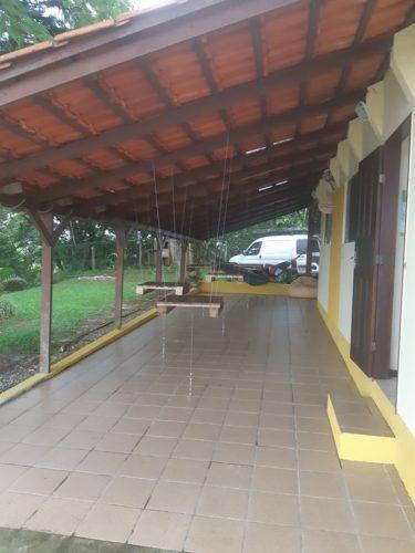 Camping Hostel Casa da Praia Piçarras-sc-1