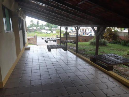 Camping Hostel Casa da Praia Piçarras-sc-2