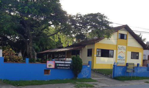 Camping Hostel Casa da Praia Piçarras-sc-3