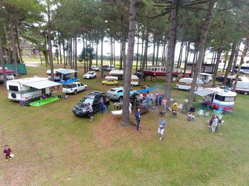 Camping Hotel Fazenda Pampas