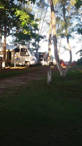 Camping & Lanchonete Paraiso-itapoa-sc-1