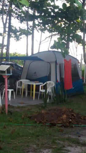 Camping & Lanchonete Paraiso-itapoa-sc-2