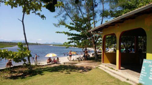 Camping & Lanchonete Paraiso-itapoa-sc-3