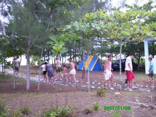 Camping & Lanchonete Paraiso-itapoa-sc-8