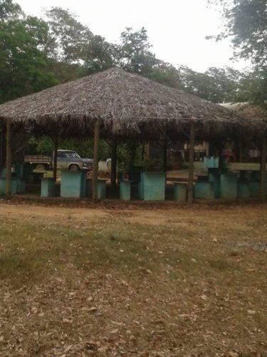 Camping Praia do Nozinho-MArtinho Campos-MG-4