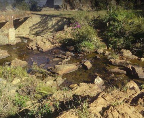 Camping Selvagem - Cach. Viana e Cascata da Ponte - Rio Acima 2
