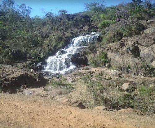 Camping Selvagem - Cach. Viana e Cascata da Ponte - Rio Acima
