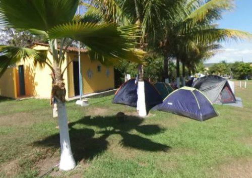 Camping Serra Azul