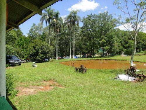 Camping Estância Barão do Rio Branco