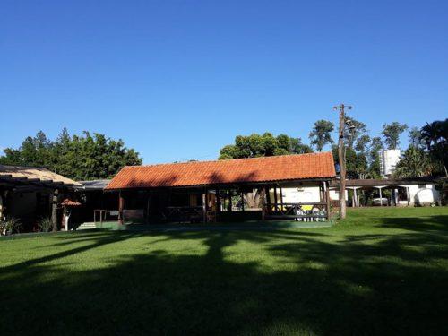 Camping pousada Princesa do APA-Bela Vista-MS-5