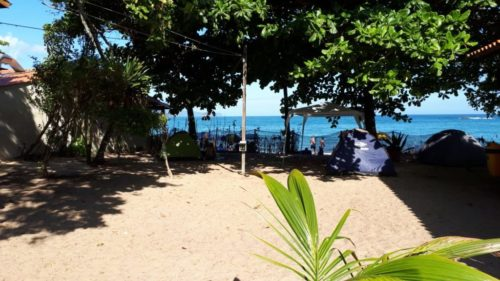 camping Na Praia-Trindade-RJ-10
