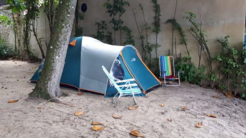 camping Na Praia-Trindade-RJ-11