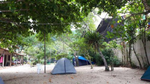 camping Na Praia-Trindade-RJ-12