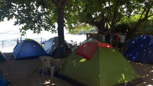 camping Na Praia-Trindade-RJ-13