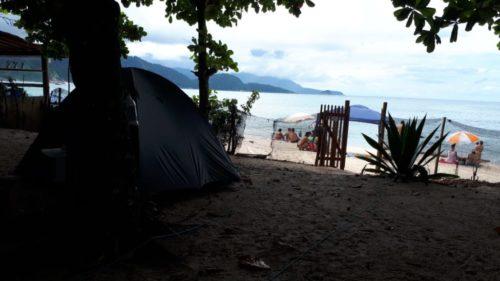 camping Na Praia-Trindade-RJ-14