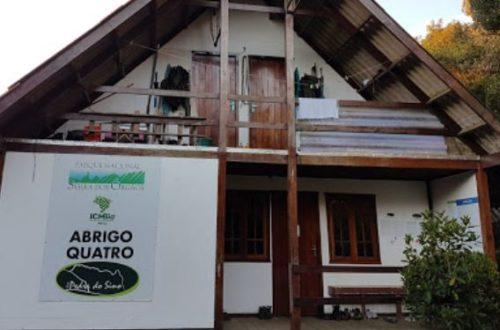 Camping Abrigo Açu - PARNASO 2