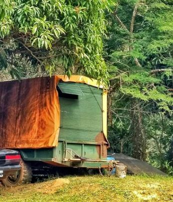 Camping Alto da Aldeia-Aldeia Velha-Silva Jardim-RJ-7
