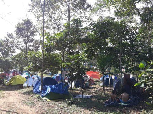 Camping Cachoeira Da VÓ TÚTI