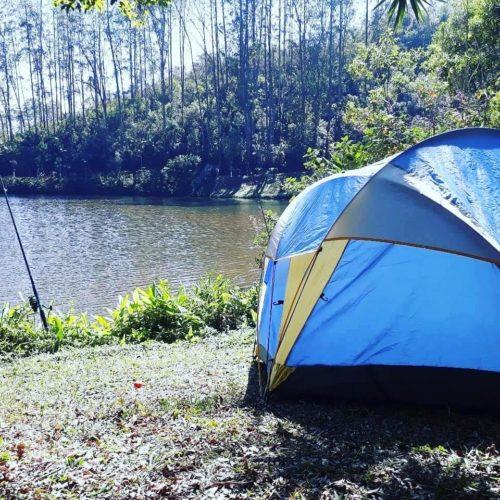 Camping Casa Gardênia