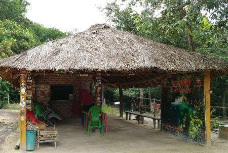 Camping Cascata do Rio Formiga-Mateiros-TO-1