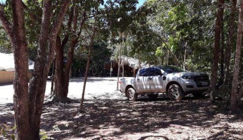 Camping Cascata do Rio Formiga