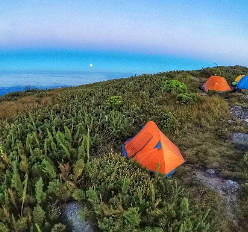 Camping Chácara da Bolinha