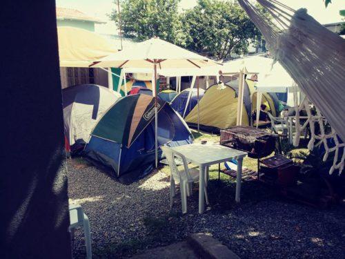 Camping Hostel BC