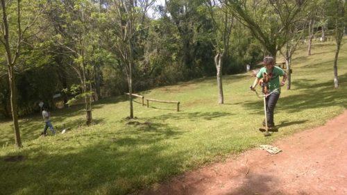 Camping Recanto do Dario-Francisco Beltrão-PR-7