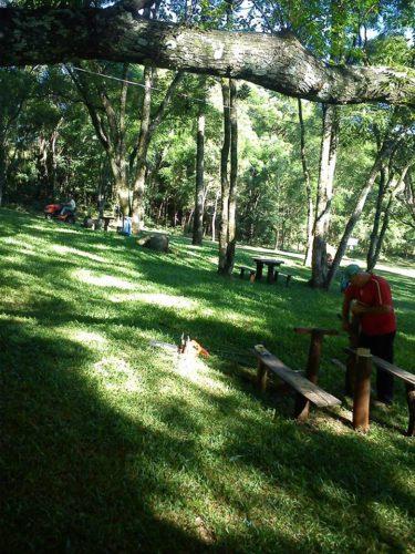Camping Recanto do Dario-Francisco Beltrão-PR-8