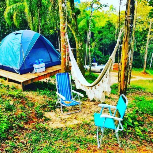 Camping Sítio Alto Jordão