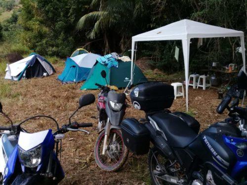 Camping Selvagem - Cachoeira da Babilônia - Santa Maria Madalena 2