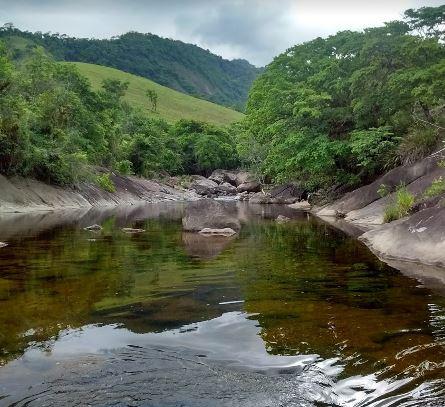 Camping Selvagem - Cachoeira da Babilônia - Santa Maria Madalena