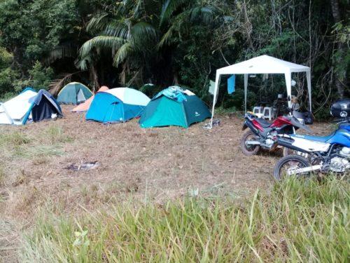 Camping Selvagem - Cachoeira da Babilônia - Santa Maria Madalena3