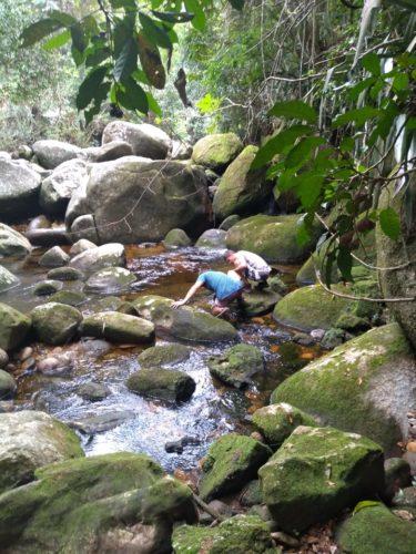 Camping Selvagem - Cachoeira da Babilônia - Santa Maria Madalena5