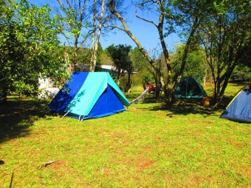 Camping Terra da Lua