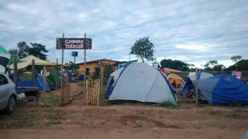 Camping Yakecan