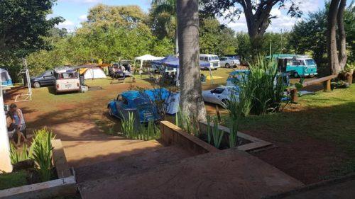 Camping da Leninha